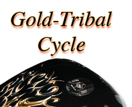 Golden Tribal Cycle