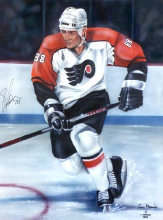 Lindros Canvas