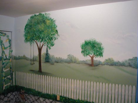 Nursery - East Wall